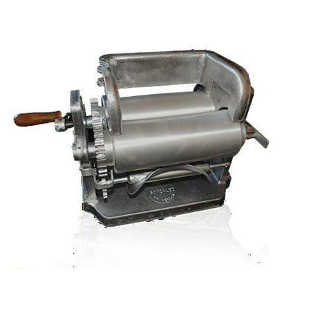 Made In Mexico Manual Corn Tortilla Maker Gonzalez Maquina Tortilladora Aluminum 5 5  Automatic Cutting Machine