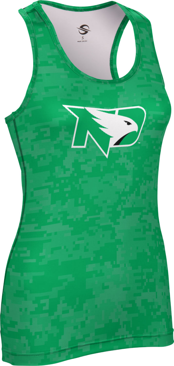ProSphere Women's University of North Dakota Digital Performance Tank by