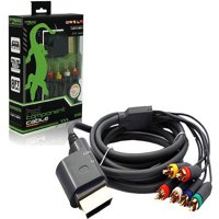 KMD - Gold Plated HD Component Cable for Xbox 360
