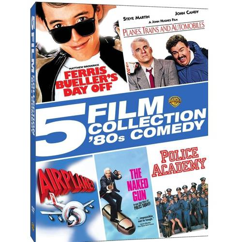 5 Film Collection: '80s Comedy (DVD) by