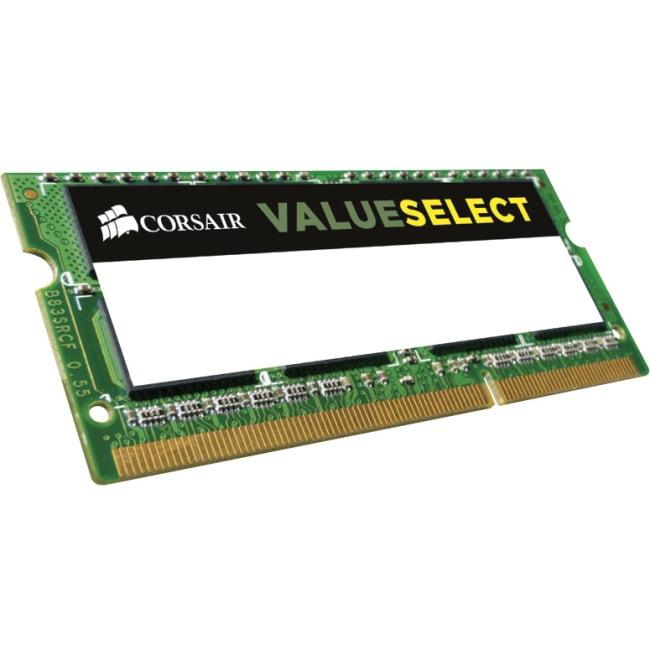 Corsair 8GB DDR3 SDRAM Memory Module CMSO8GX3M2C1600C11