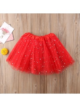 a36a5ffcc Product Image Hot Baby Kids Girls Princess Stars Sequins Party Dance Ballet Tutu  Skirts Dress 2-10T