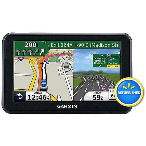 "Garmin Refurbished NUVI50CREFURB 5.0"" GPS Unit"