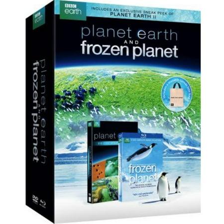 Planet Earth Giftset  Dvd