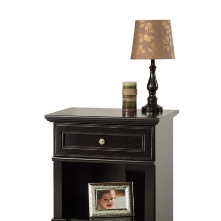 Child Craft Updated Classic Night Stand  Rich Java