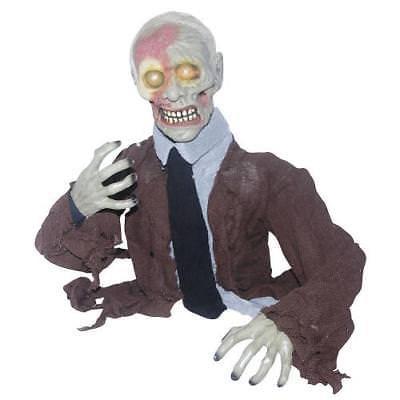 IN-13576422 Groundbreaker Zombie with Glowing Yellow Eyes 1 Piece(s)