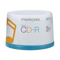 Memorex - 50 x CD-R - 700 MB (80min) 40x - spindle