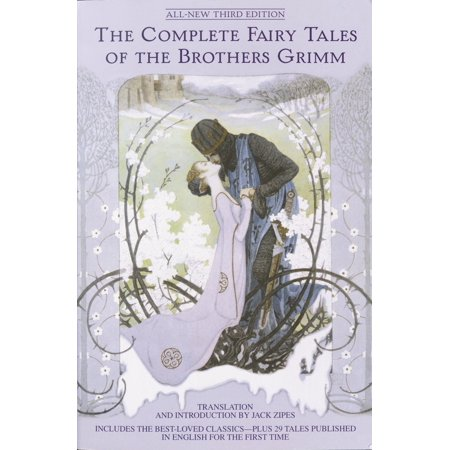 The Complete Fairy Tales of the Brothers Grimm All-New Third (Grimm Fairy Tales Jack And The Beanstalk)