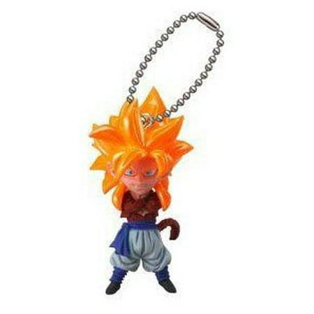 Bandai Dragon Ball Z UDM Ultimate Deformed Mini Figure / Mascot  Burst 20 Gashapon - Super Saiyan 4