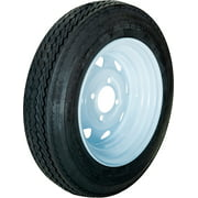 Sutong Hi-Run Boat Trailer 4.80-12 4-Ply Tire with 12X4 4-4 Wheel