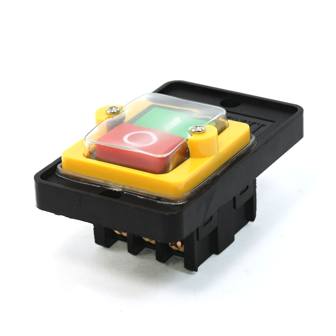 KAO-5 220/380V 10A Self Locking ON/OFF Power Push Button Switch - image 1 of 1