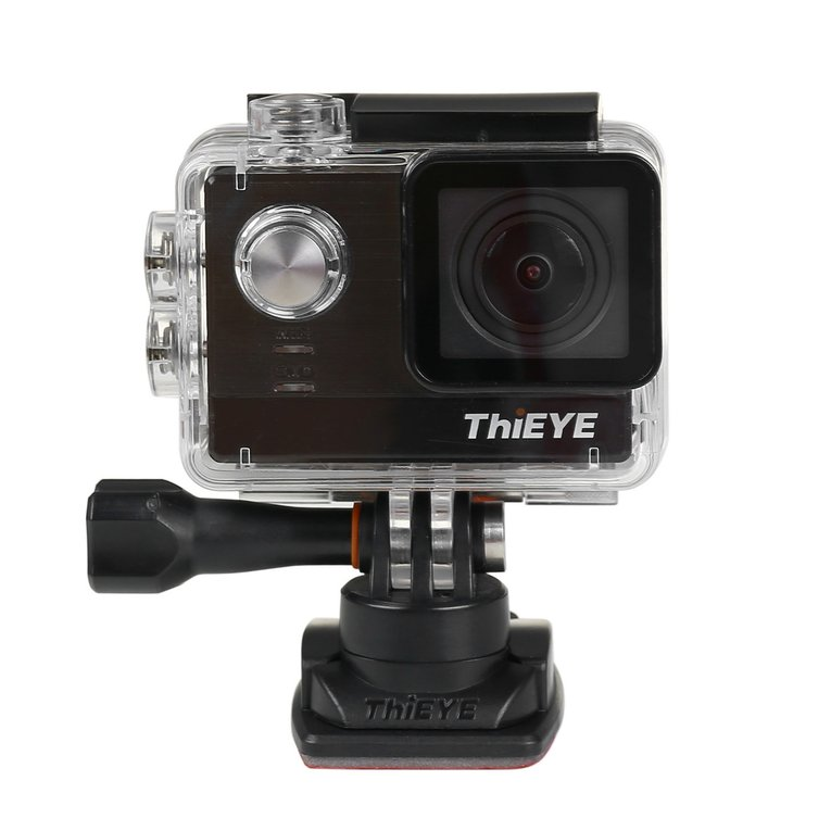 ThiEYE T5e 4K WIFI Action Camera Ultra HD 60M Waterproof Shockproof 170°