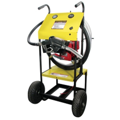 Innovative Products Of America DTP20 20Gpm Mobile Fuel Transfer System