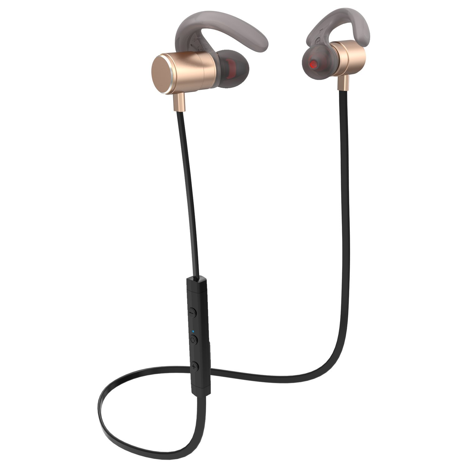 Fozento Wireless Bluetooth V4.2 Headphones In Ear Magneti...