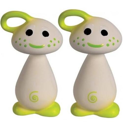 Vulli 300199-2 Soft Toy CPG GNON  Set of 2