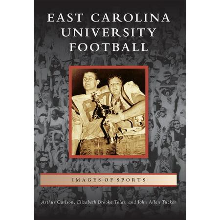 East Carolina University Football (Paperback)