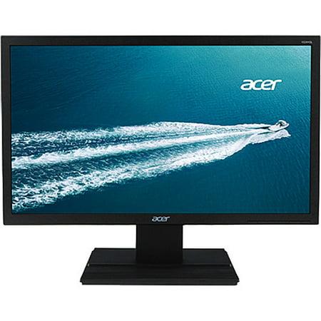 Acer V206HQL - LED monitor - 20
