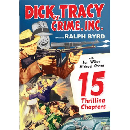 Dick Tracy Vs. Crime, Inc. (DVD)