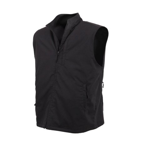 Travel Vest (Rothco Undercover 12 Pocket Discreet Tactical Travel Vest)