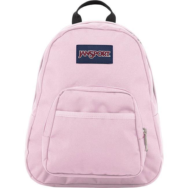 JANSPORT Half Pint Backpack - Mist - Pink