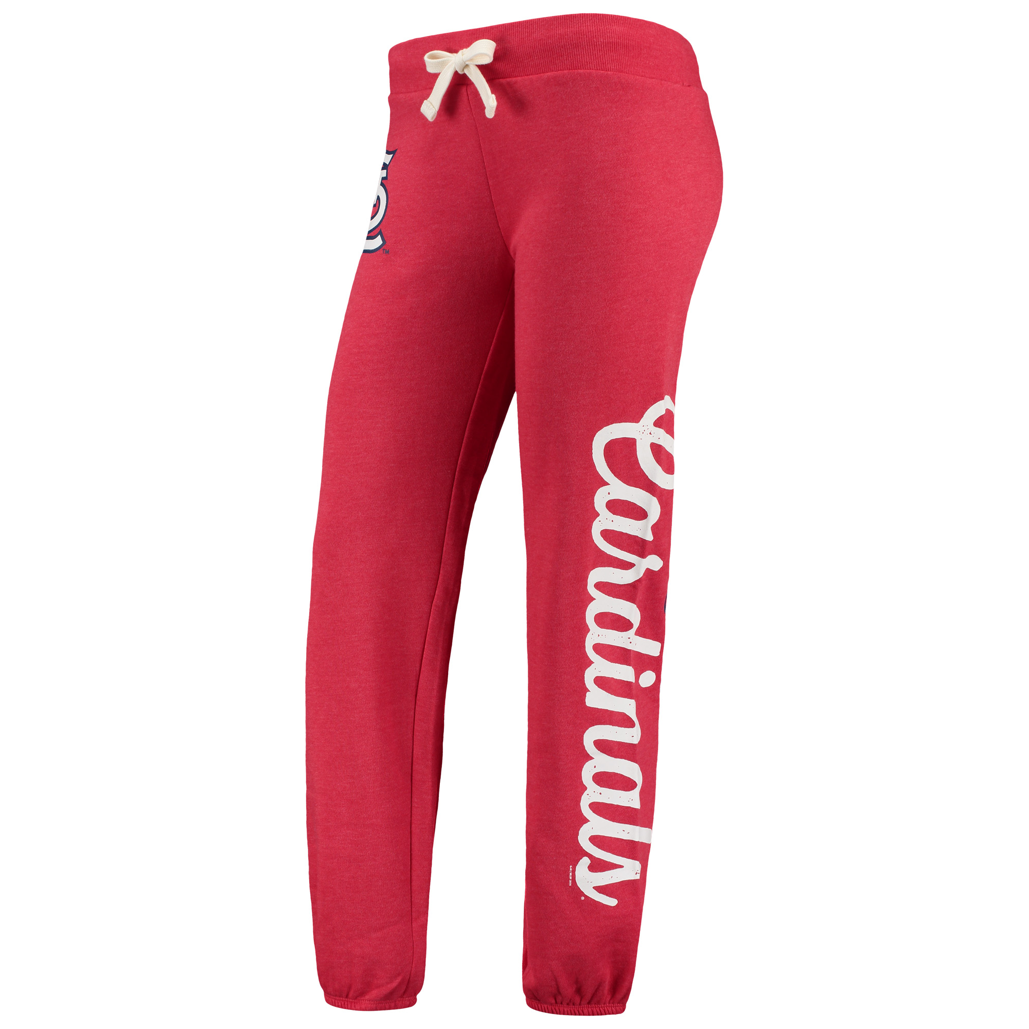 St. Louis Cardinals G-III 4Her by Carl Banks Women's Scrimmage Pants - Red -