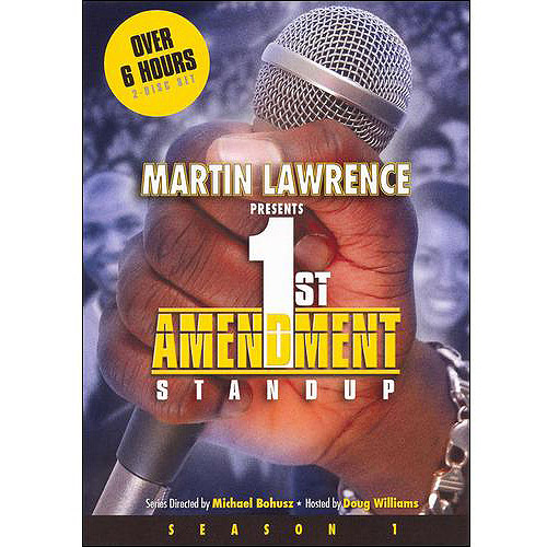 Martin Lawrence Presents: First Amendment Stand-up - Season 1 (Full Frame)