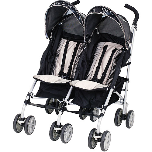 Graco - Ipo Twin Lightweight Stroller, P