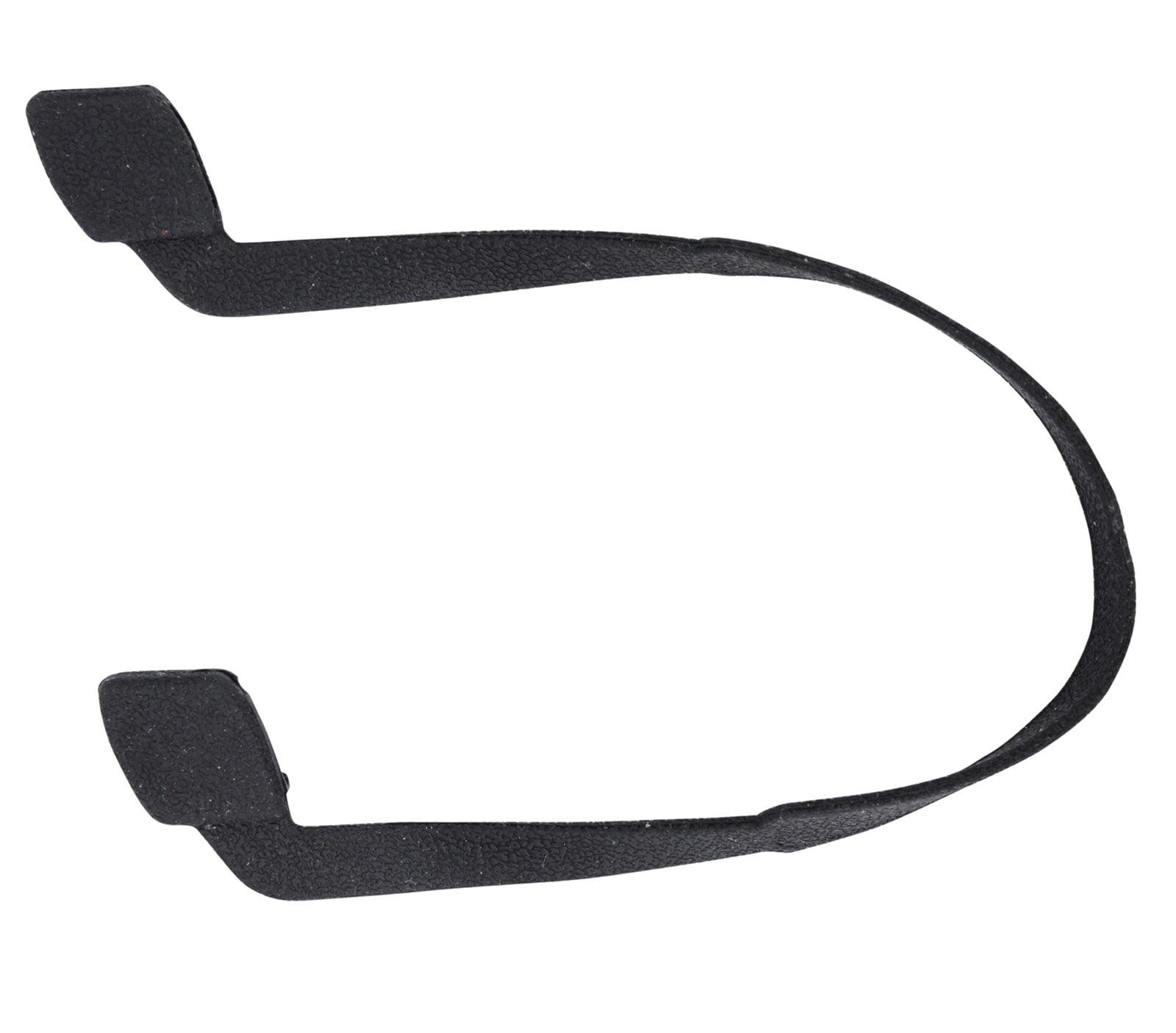 lot of 5 black sunglass neck eyeglass cord lanyard