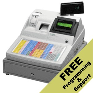 SAM4S ER-5200M Cash Register by Samsung