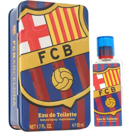 Image of Air-Val International FC Barcelona EDT Spray, 1.7 fl oz