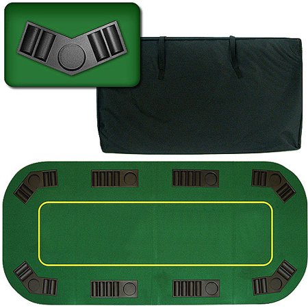 "Trademark Poker 80"" Deluxe Texas Hold"