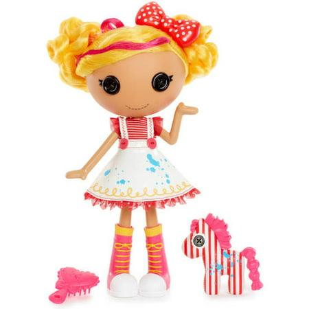 Lalaloopsy Entertainment Spot Large - Lalaloopsy Crumbs Sugar Cookie Doll