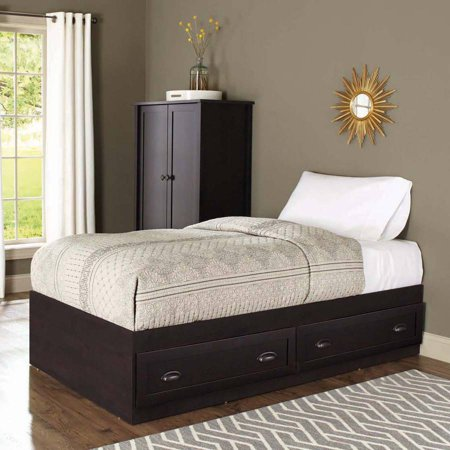 Better Homes And Gardens Lafayette Twin Mates Bed Washed