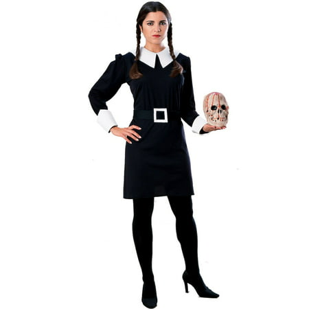 Women's Wednesday Addams Costume
