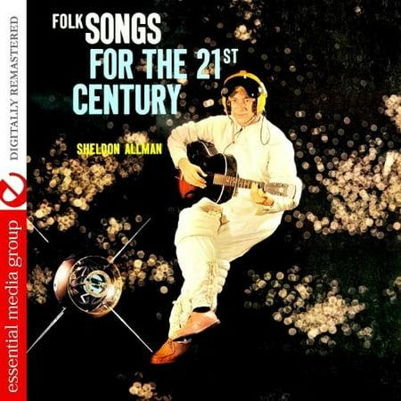 Folk Songs For The 21st Century (Vinyl)