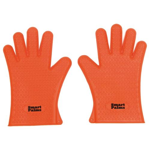 Smart Palms Pro Silicone Grilling/ Barbecue/ Oven Glove- Medium (Set of 2)