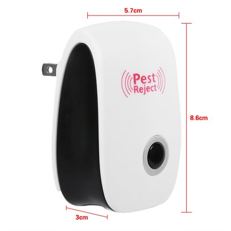 Ultrasonic Pest Reject Electronic Magnetic Repeller Anti Mosquito Insect Killer,Mosquito Repeller, Home Mosquito Repeller - image 11 of 12