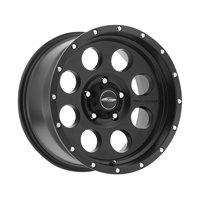 Pro Comp Alloy 5045-7985 Xtreme Alloys Series 5045 Satin Black Finish