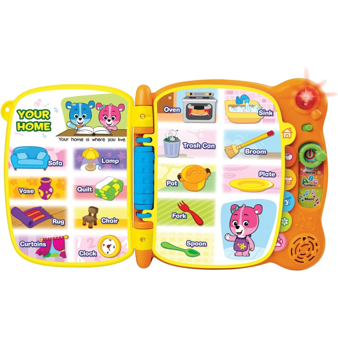 Touch & Teach Word Book™