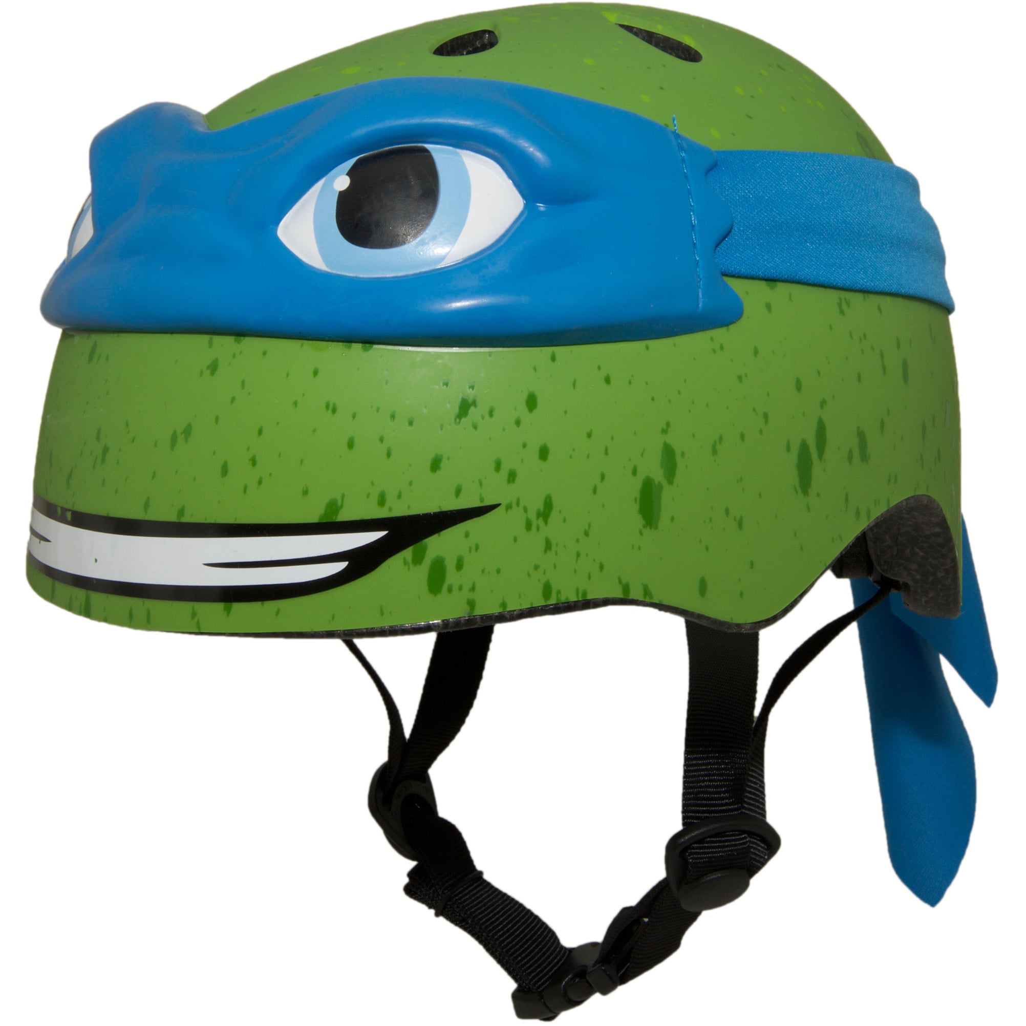 Nickelodeon Teenage Mutant Ninja Turtles Leonardo 3D Bike Helmet, Child by C-Preme