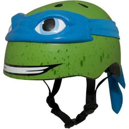 Teenage Mutant Ninja Turtles Leonardo 3D Bike Helmet, Child 5+ (50-54cm)](Kids Teenage Mutant Ninja Turtles)