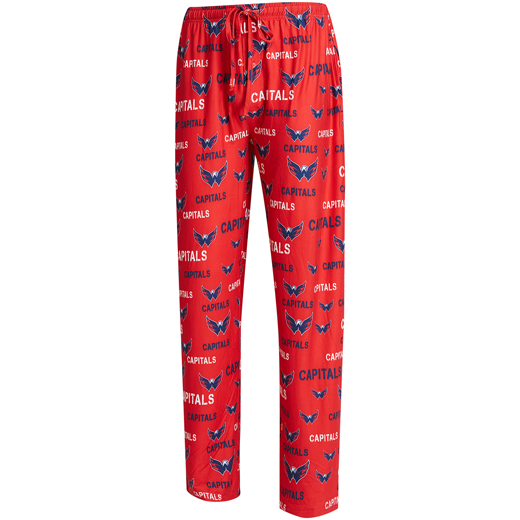 Washington Capitals Concepts Sport Midfield Knit Pants - Red