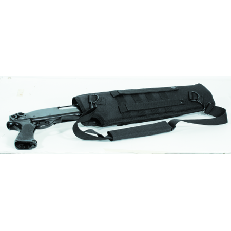 Voodoo Tactical Breaches Shotgun Scabbard Black