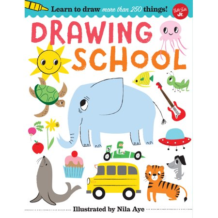 Drawing School : Learn to draw more than 250 things! - School Things