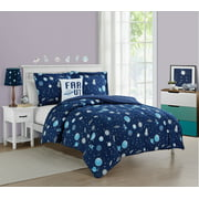 Space boy out of this world 3pc Comforter Set
