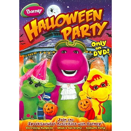 BARNEY:HALLOWEEN PARTY - Barney Halloween Party 3