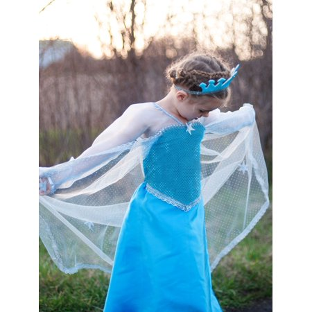 Ice Crystal Queen Costume for Kids - Costume Ideas Creative