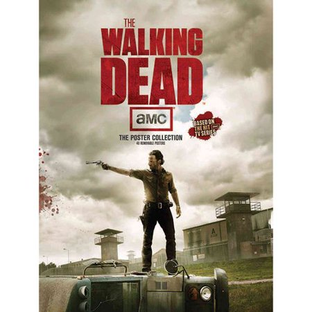 the walking dead the poster collection. Black Bedroom Furniture Sets. Home Design Ideas