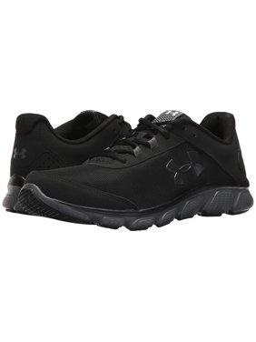 43e244b4de8a7 Product Image Under Armour Men s Micro G Assert 7 Shoes Black Rhino Gray 7.5