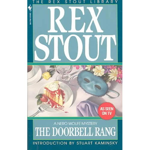 The Doorbell Rang: A Nero Wolfe Mystery